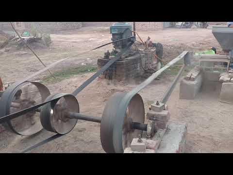 21 HP Michils Beautiful Desi Engine Working With Chakki Atta Ruston Hornsby Pak India from YouTube · Duration:  11 minutes 27 seconds