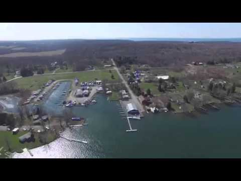 Little Sodus Bay, Fair Haven, NY