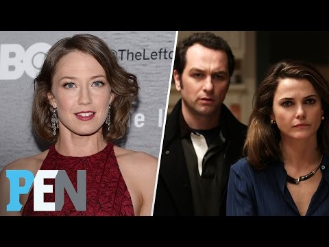 Carrie Coon On The Leftovers & Fargo, The Americans Fake Spoilers | EWS | Entertainment Weekly