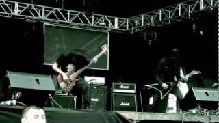 NOSFERATU - Lord of the Night - Live at Rock al Parque 2011 (HD)
