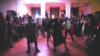 NYU Law SALSA Ball 2014 - Dance Performance