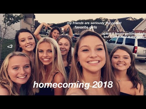 currently, it's homecoming