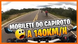 MOBILETE DO CAPIROTO A 140KM/H - MARCONDES13MM