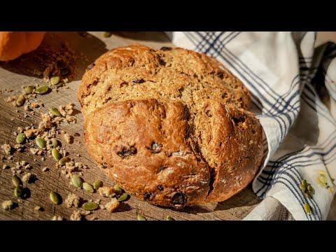 ХЛЕБ БЕЗДРОЖЖЕВОЙ ЗА 10 МИНУТ | вкусный без дрожжей, замеса и заморочек | ирландский содовый хлеб