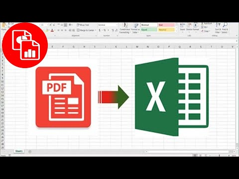 How to create schedule in excel  pdf file into