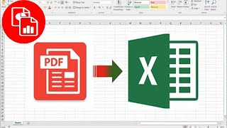 Convert Table in a PDF File to Excel