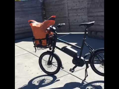 70320a5c7a0 Orbea Katu-e Bosch electric bike - YouTube