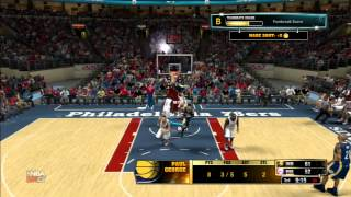 NBA 2K13 - My Career - Episode 10 ( Philadelphia 76ers )