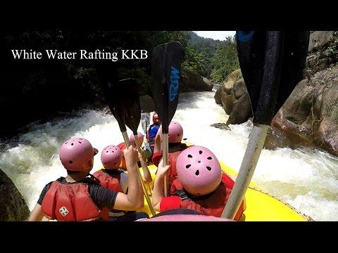 White Water Rafting Kuala Kubu Bharu Sungai Selangor