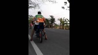 ninja 155 rangka standar by.mbendol speed ngawi | Gilrando Harini Julianto