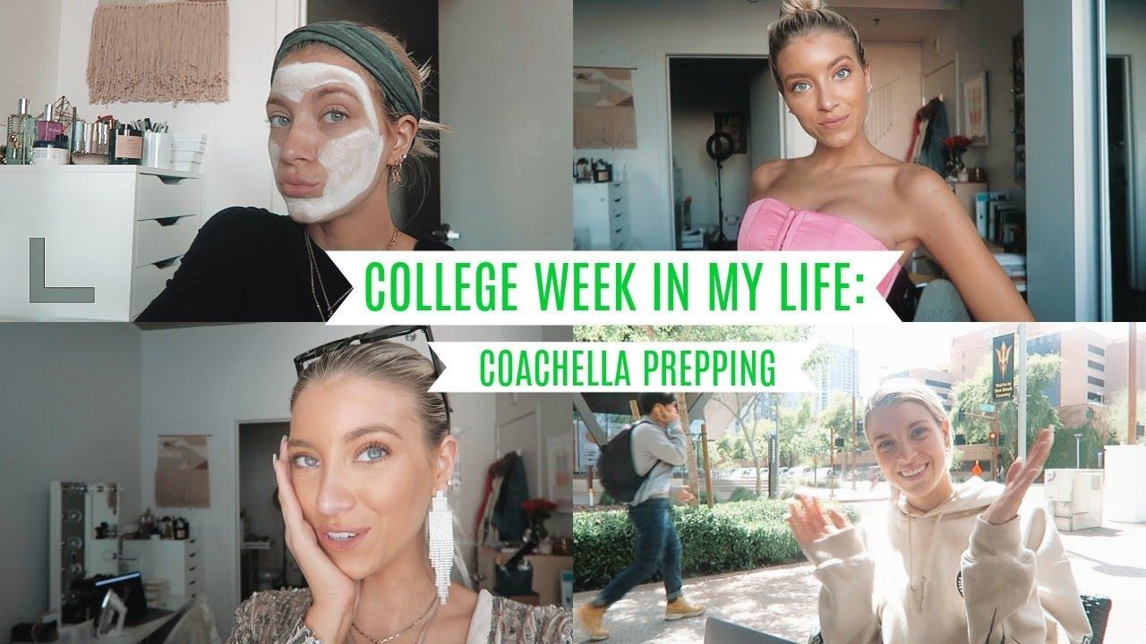 [VIDEO] - COLLEGE WEEK IN MY LIFE: PREPCHELLA + CLASSES! 3