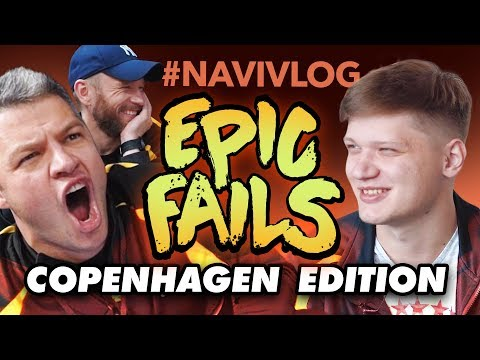 #NAVIVLOG: EPIC FAILS Copenhagen edition