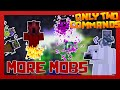 MORE MOBS with only two commands | Minecraft 1.10