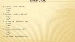Видеоуроки Английского Урок № 9