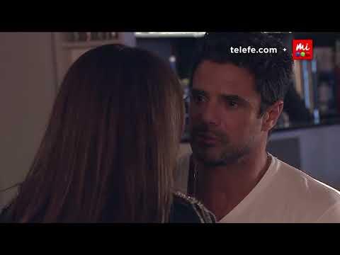 Antonia le cuenta todo a Diego: 'Juana es tu hija' - 100 Días Para Enamorarse
