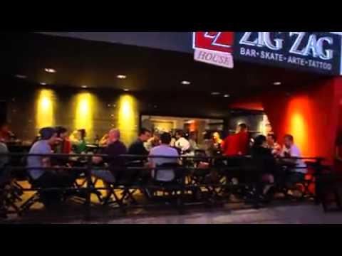Gustavo Valente arquiteto- Projeto ZigZag bar/loja - YouTube
