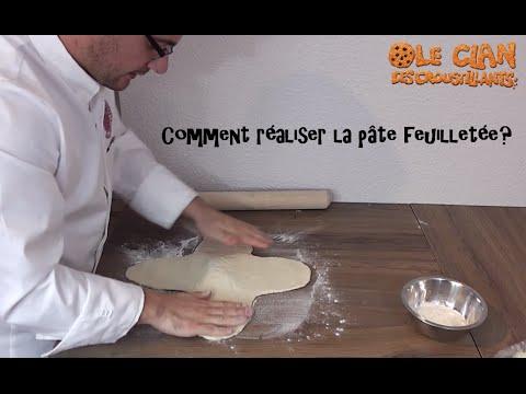 comment-réaliser-une-pâte-feuilletée-au-beurre?
