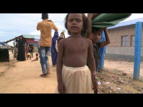 أخبار عربية وعالمية - رايتس ووتش: ميانمار أحرقت 288 قرية للروهينغا  - 18:22-2017 / 10 / 17