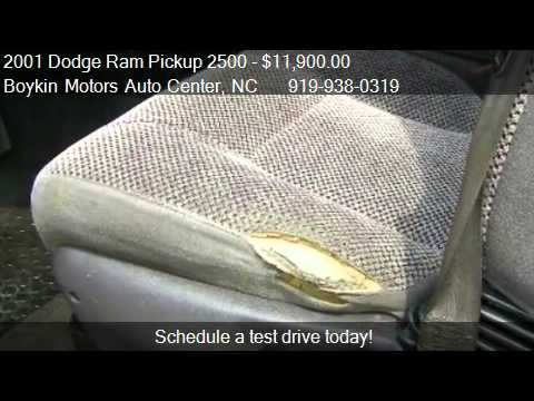 2001 dodge ram pickup 2500 for sale in smithfield nc for Boykin motors smithfield nc