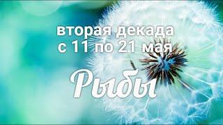 ♓РЫБЫ с 11 по 21 мая 2021/Таро-прогноз/Таро-Гор...