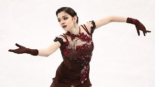 Евгения Медведева в шоу Этери Тутберидзе Чемпионы на льду Олимпийская программа Анна Каренина