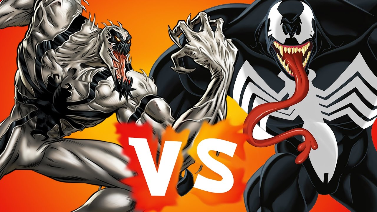 ANTI-VENOM VS VENOM 3 | Ultimate Spiderman Temporada 4 ...