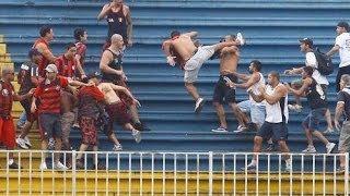 Ужас бразильского околофутбола