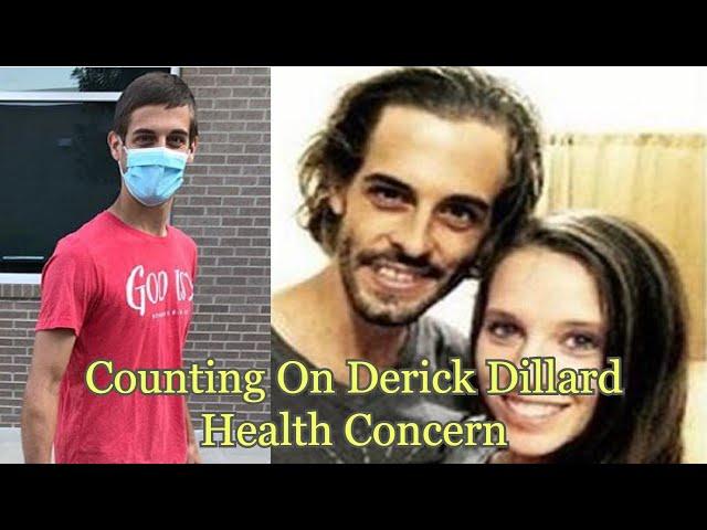 \'Counting On\' Star Jill Duggar Made Heartbreaking Announcement on Derick Dillard\'s Health