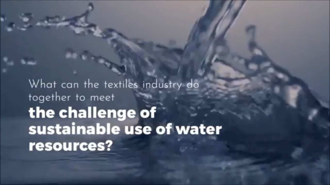 Sustainable Water Management   World Water Day   Sector Pulse   Fibre2Fashion