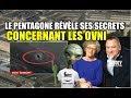 UFO LE PENTAGONE RÉVÈLE SES SECRETS CONCERNANT LES OVNI MDDTV