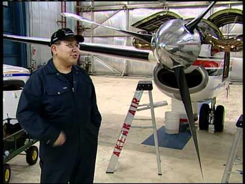 06 02 SUAANGAN William Allen career profile - aircraft mechanic.