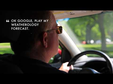 Weatherology CarPlay & Android Auto | weatherology°