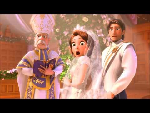 Рапунцель 2 Свадьба Disney