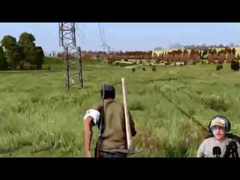 DayZ RP Servers! The Life And Times Of Charles Lewis Winthorp The 3rd. UK LIVE