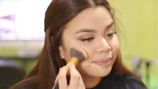 My Filipino Dad Does My Voice-over  Make-up Routine