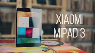 Планшет Xiaomi MiPad 3. Распаковка, тест камеры, первые впечатления.