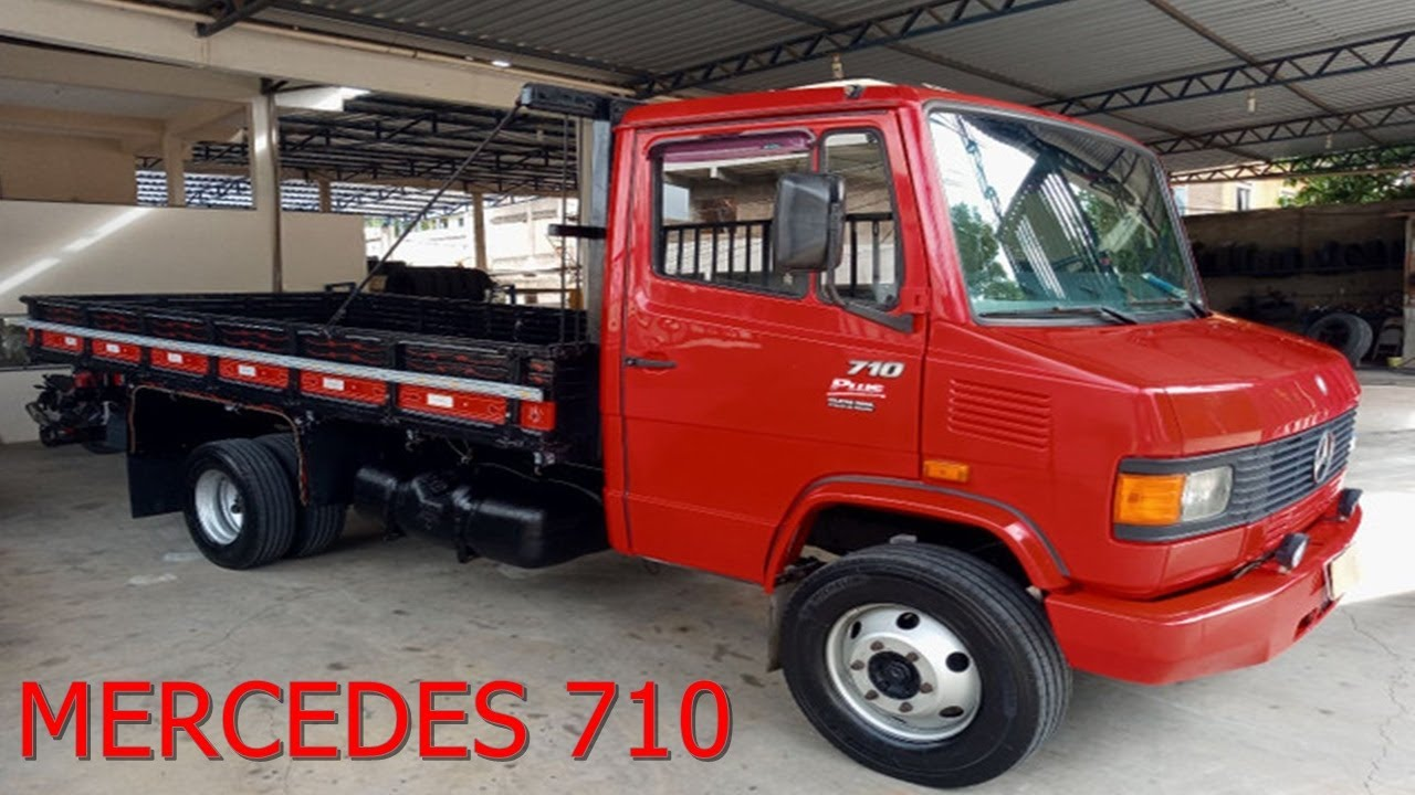 Download Mercedes 710 à venda