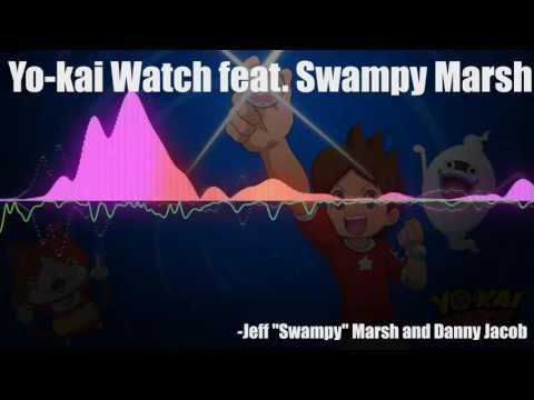 Yo-kai Watch - Yo-kai Watch feat. Swampy Marsh Extended 15+ Mins.