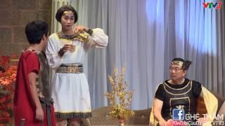 ƠN GIỜI CẬU ĐÂY RỒI! - TẬP 1 - TRƯỜNG GIANG THỬ THÁCH CÙNG CHÍ TÀI (11/10/2014)
