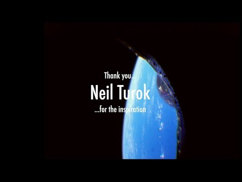 NEIL TUROK - The Universe Within