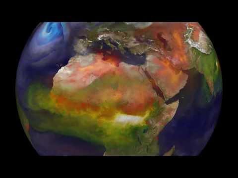 Cosmic Journeys - HyperEarth 4K