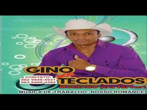GINO DOS TECLADOS - CD BOTANDO PRA FERVER VOL. 03 COMPLETO