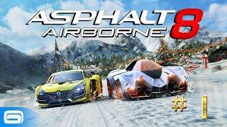 Asphalt 8. Airborne  gameplay español