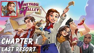(New Games Mobile) Vineyard Valley: Match & Blast Puzzle Design Game - Chapter 1: Last Resort screenshot 5