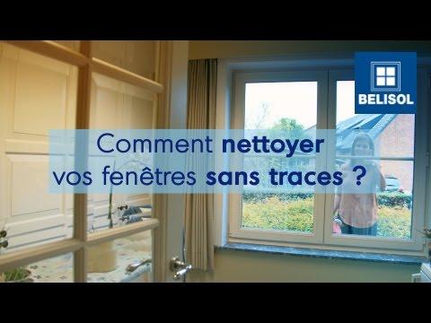 Entretien Et Nettoyage Des Fenêtres En Pvc Nos Conseils Belisol