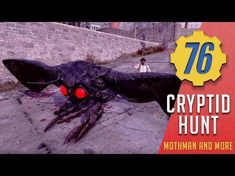 NEW GAMEPLAY - Cryptid Hunt | Fallout 76 thumbnail