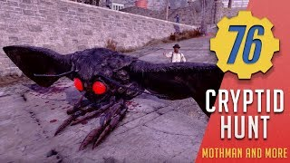 NEW GAMEPLAY - Cryptid Hunt | Fallout 76