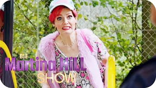 Sarah will nach Hollywood | Die Martina Hill Show | SAT.1