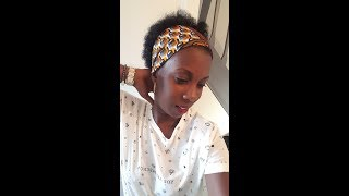 Talking: Moi et Mes cheveux courts