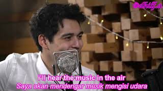 LIRIK LUCKY lucky jason mraz feat colbie caillat COVER By Prilly dan Maxime